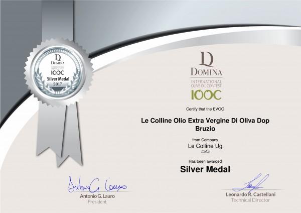 Le-Colline-DIOOC_Silver_2017-jpg