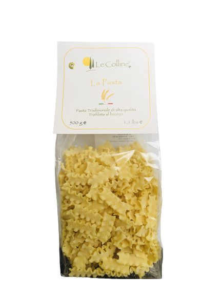 Le Colline Pasta Tradizionale Mafaldine 500 Gramm