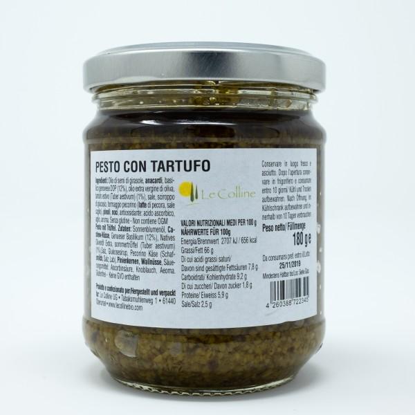 Le Colline Pesto mit Trüffel